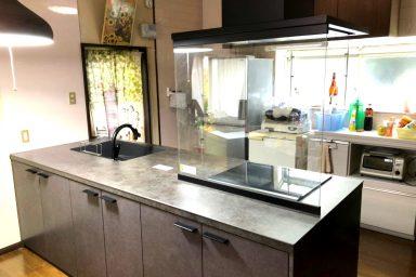 憧れの最新キッチン・システムバスで快適空間へ